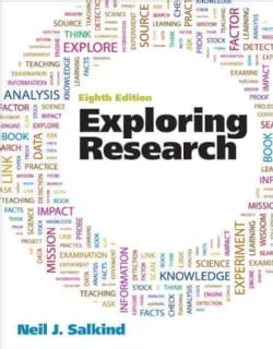 Exploring Research (Paperback)