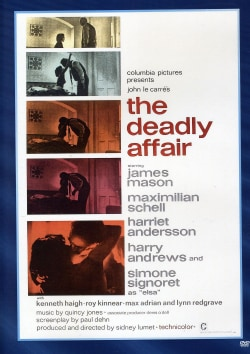 Deadly Affair (DVD)
