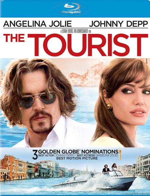 The Tourist (Blu-ray/DVD)