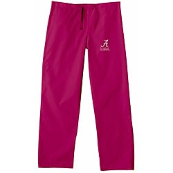 Gelscrub Unisex Red Alabama Crimson Tide Scrub Pants