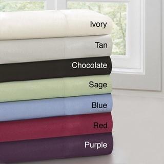 Premier Comfort Softspun All-season Queen-size Sheet Set