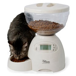 Petmate LeBistro Five-pound Programmable Portion Control Feeder