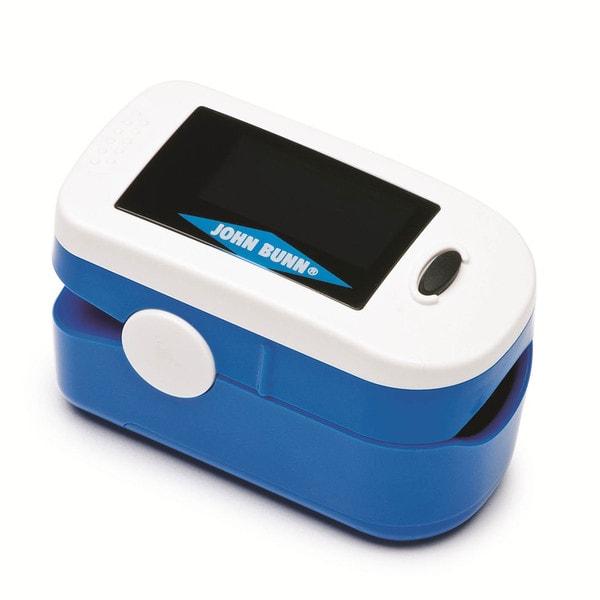John Bunn JB02008 DigiOx Finger Pulse Oximeter