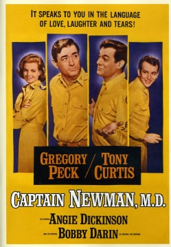 Captain Newman, M.D. (DVD)