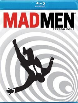 Mad Men - Season 4 (Blu-ray Disc)