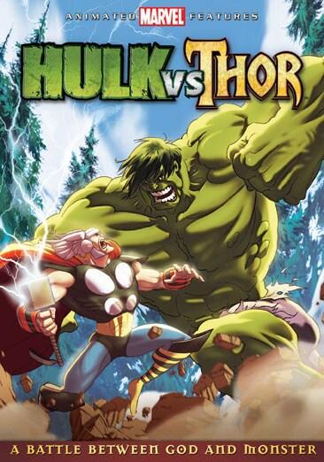Hulk Vs. Thor (DVD)