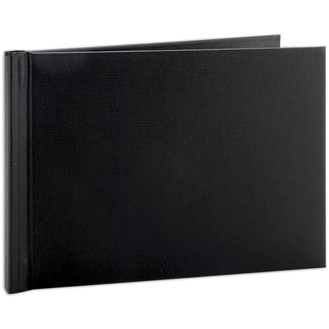Cardboard Unibind Black Photo Book Album