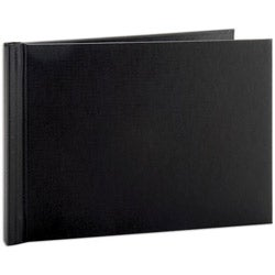Cardboard Unibind Black Photo Book Album