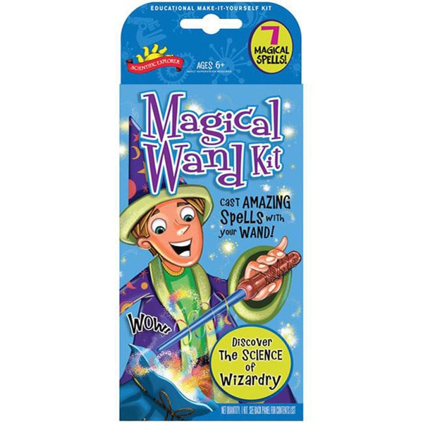 Scientific Explorer Make Your Own Magical Wand Kit