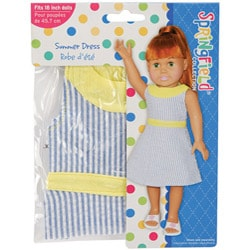 Springfield Collection Summer Dress Doll Clothes