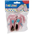 Springfield Collection Pink Doll Shoes