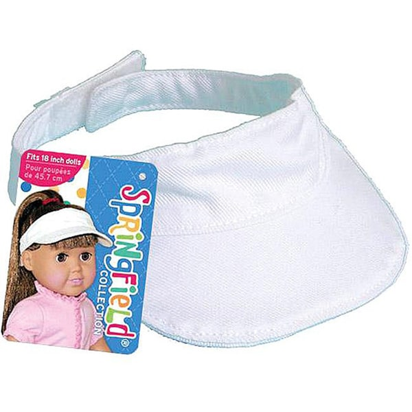 Springfield Collection White Visor