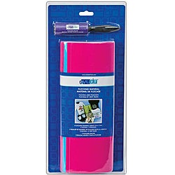 Yudu Fuchsia and Peacock Flocking Sheets (Pack of 4)