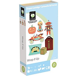 Cricut Wrap It Up Cricut Cartridge