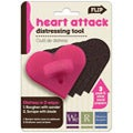We R Memory Keepers Heart Attack Distressing Tool