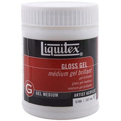 Liquitex Gloss 8-oz Medium Gel
