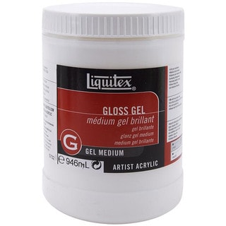 Liquitex 32-ounce Gloss Gel Medium