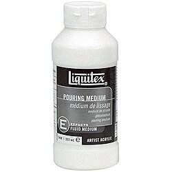 Liquitex Fluid 8-oz Pouring Medium
