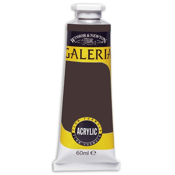Galeria Burnt Umber Acrylic Paint