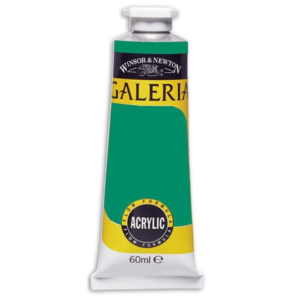 Galeria Phthalo Green Acrylic Paint