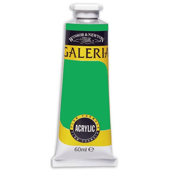 Galeria Permanent Green Middle Acrylic Paint