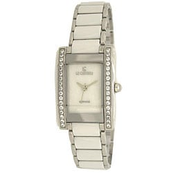 Le Chateau Persida LC Women's Mother of Pearl Dial Watch
