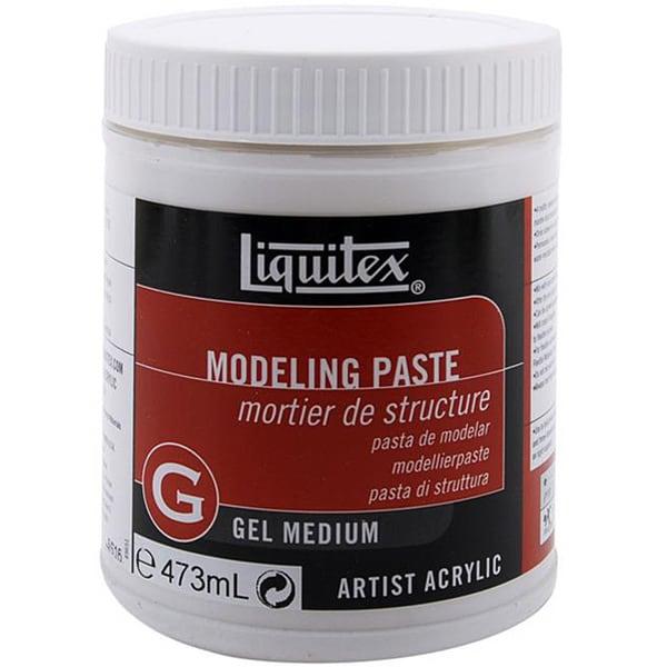 Liquitex 16-oz Gel Medium Modeling Paste