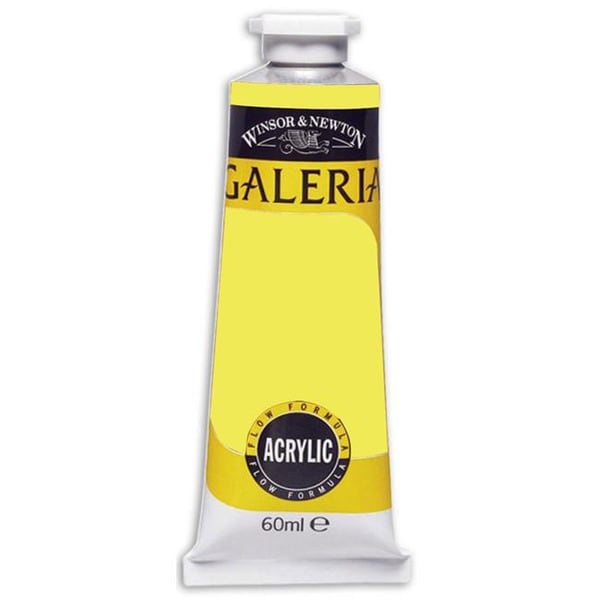 Galeria Lemon Yellow Acrylic Paint