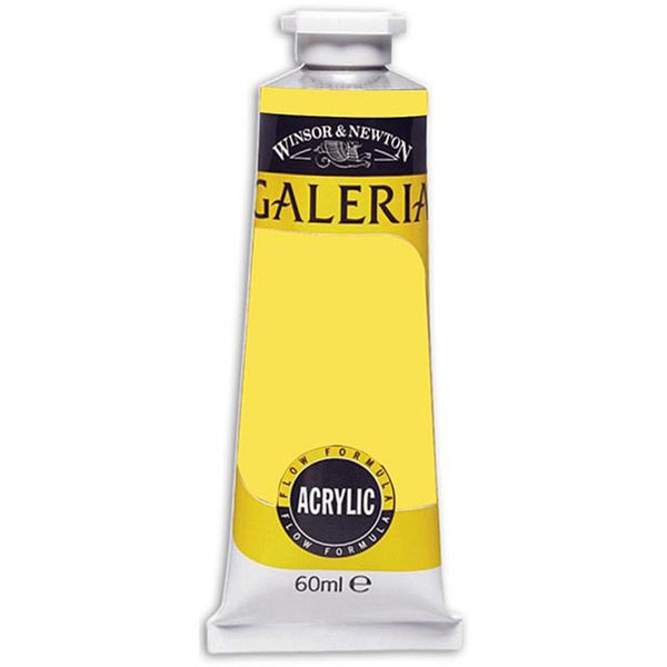 Galeria Transparent Yellow Acrylic Paint