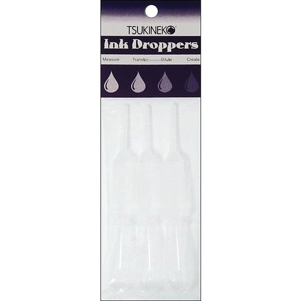 Tsukineko Ink Droppers (Pack of 3)