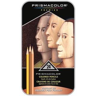 Prismacolor Premier Colored Pencil Portrait Set (Case of 24)