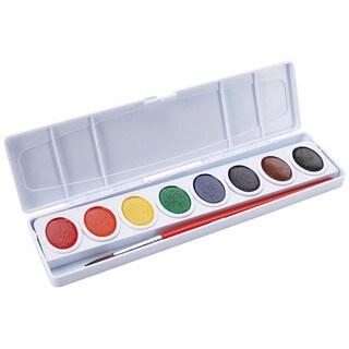 Prang Oval Pan Watercolor Paint Set