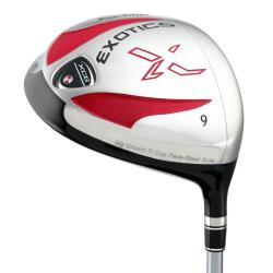 Tour Edge Men's Exotics XCG Driver