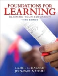 Foundations for Learning: Claiming Your Education (Paperback)