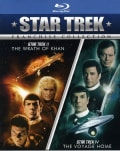 Star Trek II: The Wrath Of Khan/Star Trek IV: The Voyage Home (Blu-ray Disc)