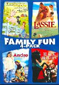 Family Fun Four-Pack Collection (DVD)