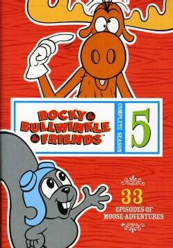Rocky & Bullwinkle & Friends: Season 5 (DVD)