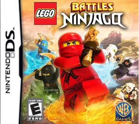 Nintendo DS - LEGO Battles Ninjago - By Warner Bros.