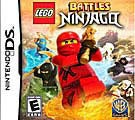 Nintendo DS - LEGO Battles Ninjago - By Warner Bros.