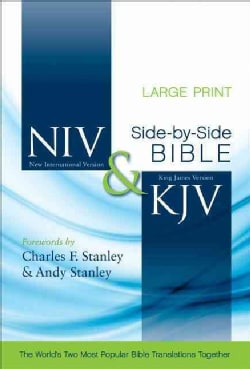 Holy bible new international version the message large print lay