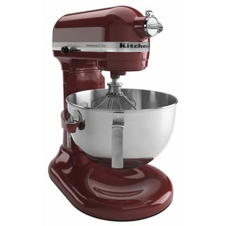 KitchenAid RKV25G0XGC Gloss Cinnamon Professional 5 Plus Bowl Lift Mixer (Refurbished)