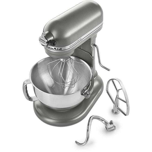 KitchenAid RKV25G0XCU Contour Silver 5-quart Pro 5 Plus Bowl-Lift Stand Mixer (Refurbished)