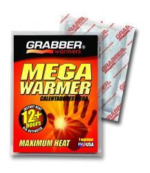 Grabber Big Pack Combo Mega Warmers (Pack of 2)
