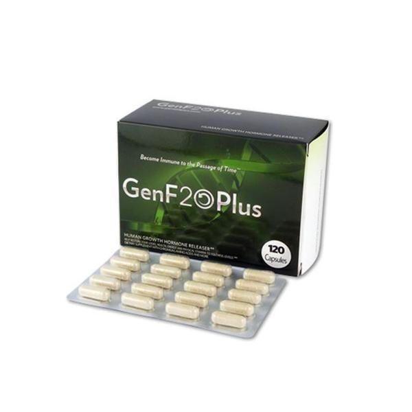 GenF20 Plus 120-tablet Human Growth Hormone Releaser