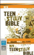 Holy Bible: New International Version Teen Study Bible (Paperback)