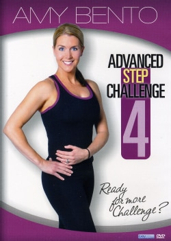 Advanced Step Challenge 4 (DVD)