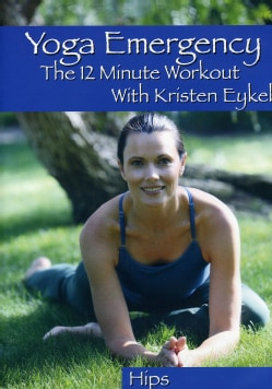 Yoga Emergency The 12 Minute Workout: Hips (DVD)