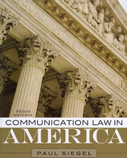 Communication Law in America (Paperback)