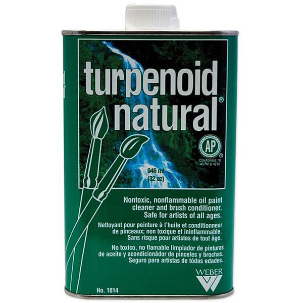 Turpenoid Natural 32-oz Turpentine Substitute