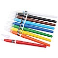 Bienfang Watercolor Brush Pens (Pack of 9)